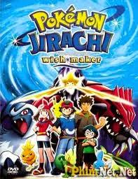 Pokemon - Kẻ Thực Hiện Điều Ước - Pokemon Jirachi Wish Maker - 2013