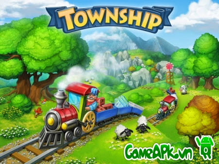 Township v3.3.2 hack full tiền cho Android