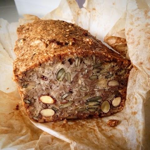 Paleo bröd