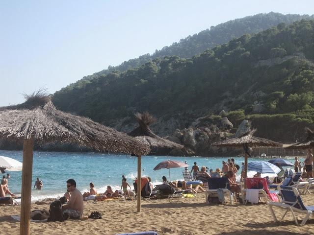 Cala Jondal - Las mejores calas y playas de Ibiza