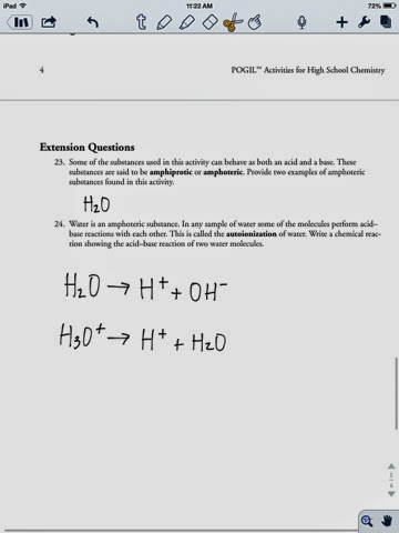 Summit chemistry Kacie