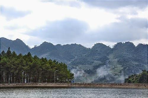 3 Du lịch Mộc Châu: ngút ngàn rừng thông Bản Áng