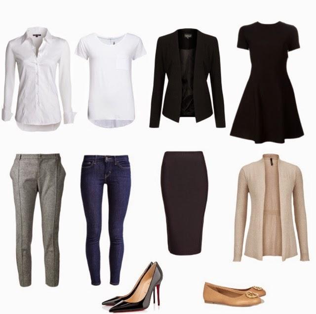 Glambymary los 10 b sicos que no deben faltar en tu armario - Como vestir un armario ...