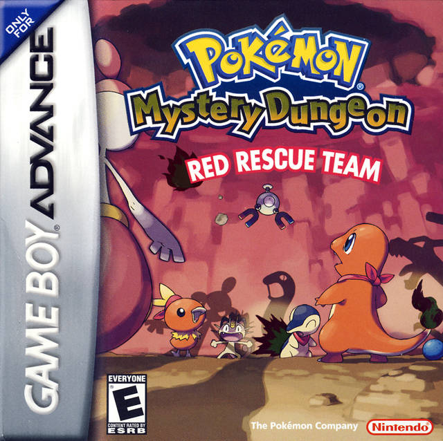 Pokemon – Mystery Dungeon – Red Rescue Team