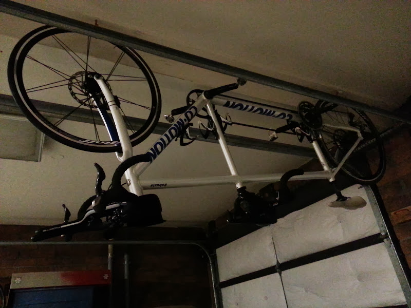 Hanging Storage Ideas For A Tandem Mtbr Com