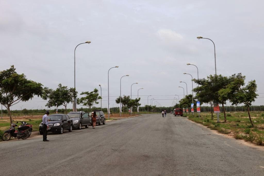 Cơ sở hạ tầng dự án Ecosun Nhơn Trạch Đồng Nai