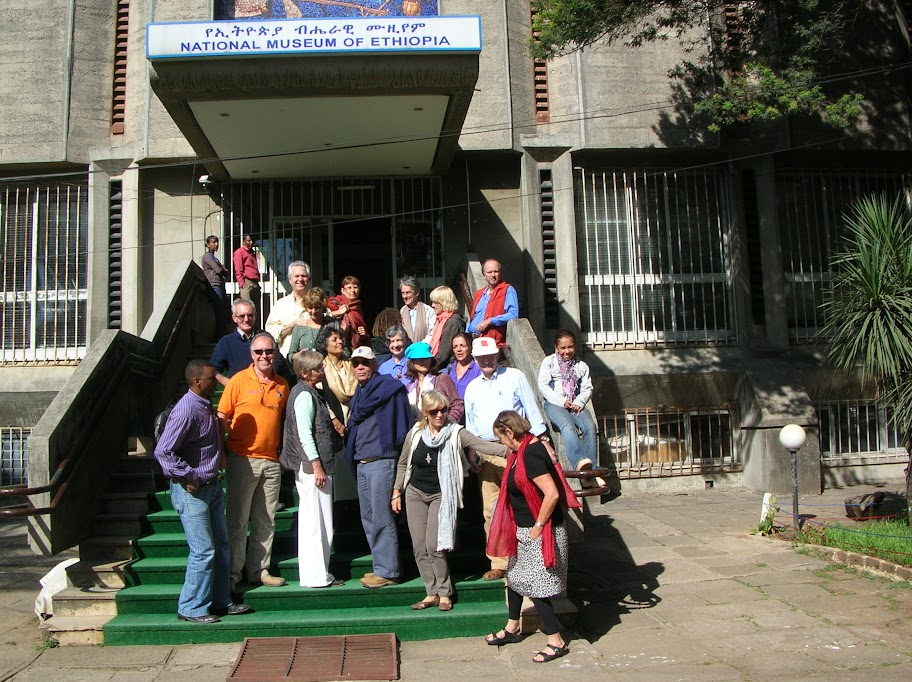 Avi meeting in Ethiopia 2011 -1