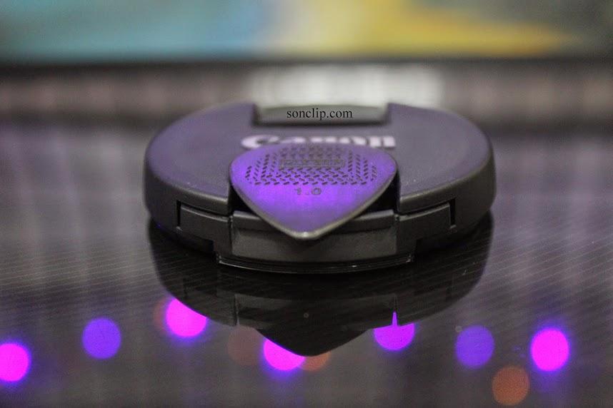 Miếng Gảy - Dunlop Max-Grip™ Nylon Standard Picks (1.0 mm)