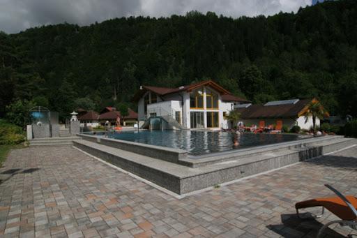 Schwimmbad Camping Mössler, Glanzer Str. 24, 9873 Döbriach, Österreich, Campingplatz, state Kärnten