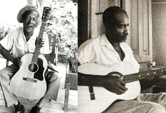 Segundo consta, Syd Barrett tomou conhecimento de ambos os cantores de blues pelo disco de Blind Boy Fuller (cantor de blues também) que trazia como indicação o nome de Pink Anderson e Floyd Council.