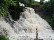 Джуринский водопад