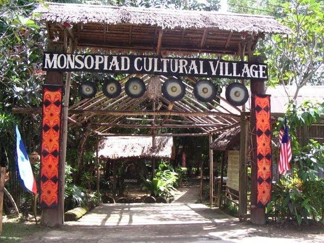 Kampung-Budaya-Monsopiad-Cultural-Village