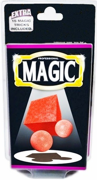Ảo thuật Quả bóng thần kỳ OID Magic