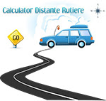calculator distante rutiere Calculator distanţe rutiere