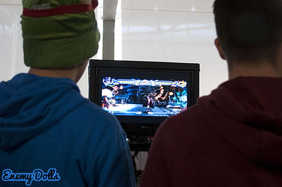 Expotaku A Coruña 2014 - videojuegos