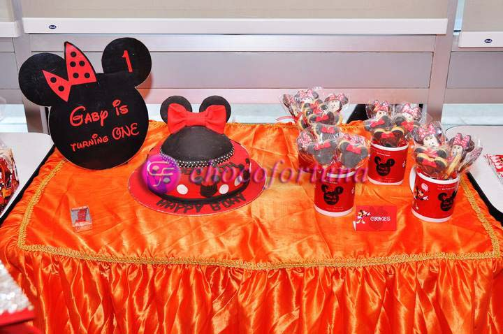Dessert Table Gaby Minnie