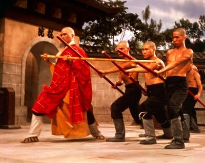 Shaolin Kung Fu Buddhism Film Image