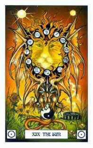 Tarot For Tuesday The Sun Shine Brightly In All Of Your Dealings