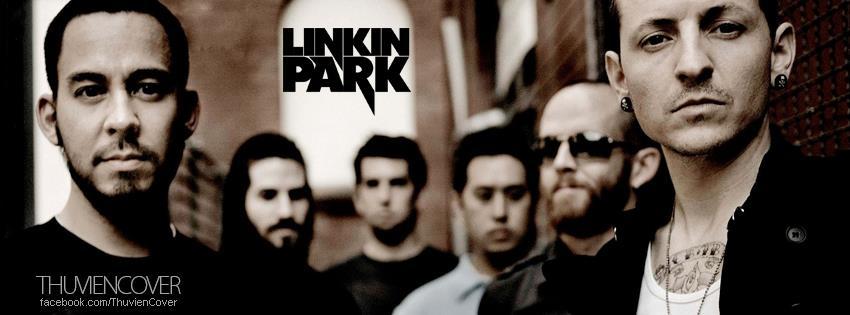 Ảnh bìa Linkin Park đẹp cho Facebook