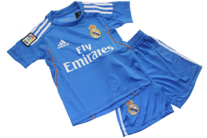 Jual Jersey Anak Real Madrid Away 2014