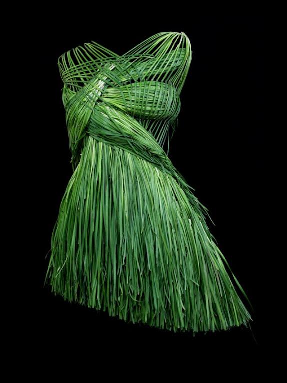 *Wearable Foods:韓國藝術家 Yeonju Sung的食物服裝設計! 2