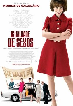 Filme Poster Igualdade de Sexos