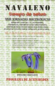 XXII Jornadas Micológicas 2014