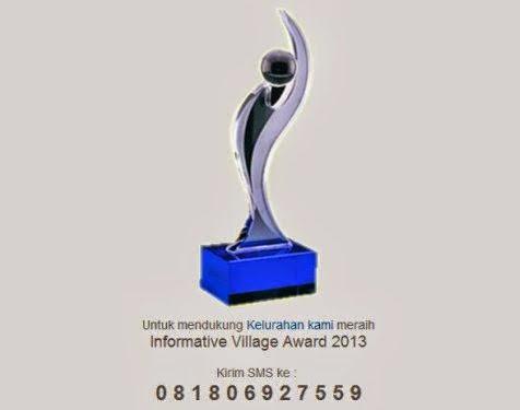 Informative Village Award 2013
