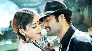 Jr. NTR, Ileyana Latest Telugu Movie Shakthi Wallpapers