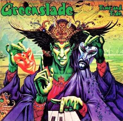Greenslade ~ 1975 ~ Time And Tide