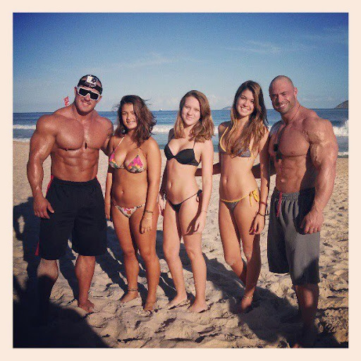 Frank%20McGrath%20and%20Antoine%20Vaillant%20IFBB%20Bodybuilders%20Ipanema%20Beach%20Brazil%202013
