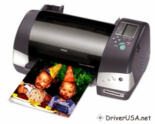 download Epson Stylus Photo 825 Ink Jet printer's driver