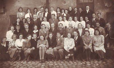 Выпуск 1945 г.