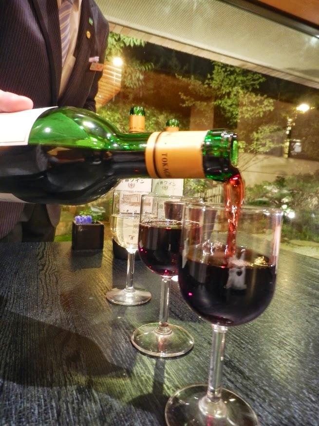 十勝ワイン3種