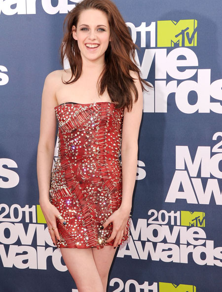 The 2011 MTV Movie Awards:celebrities0