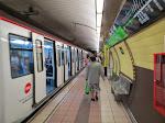 Barcelona's wonderful Metro