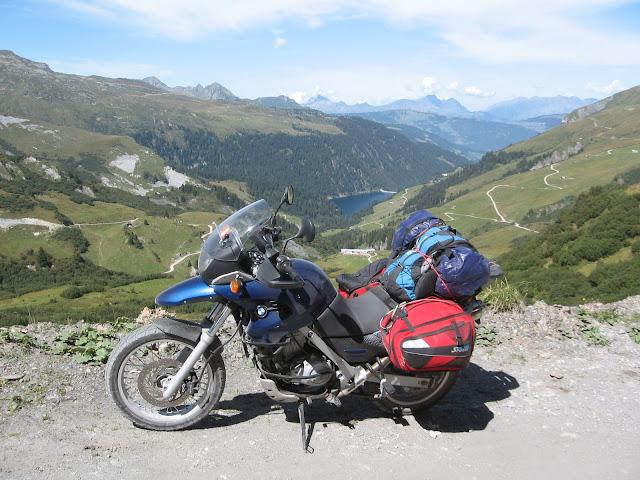 Comparo et retour d'expés sur ≠ Trails dispos Alpes%20CH-FR-IT%20-%20Du%2004%20au%2012.09.2010%20083