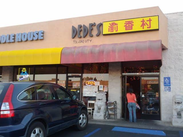 DeDe's Teajuice City