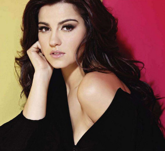 Mexican actress Maite Perroni posed for more sexy photos:celebrities,actress,bad girl,sex
