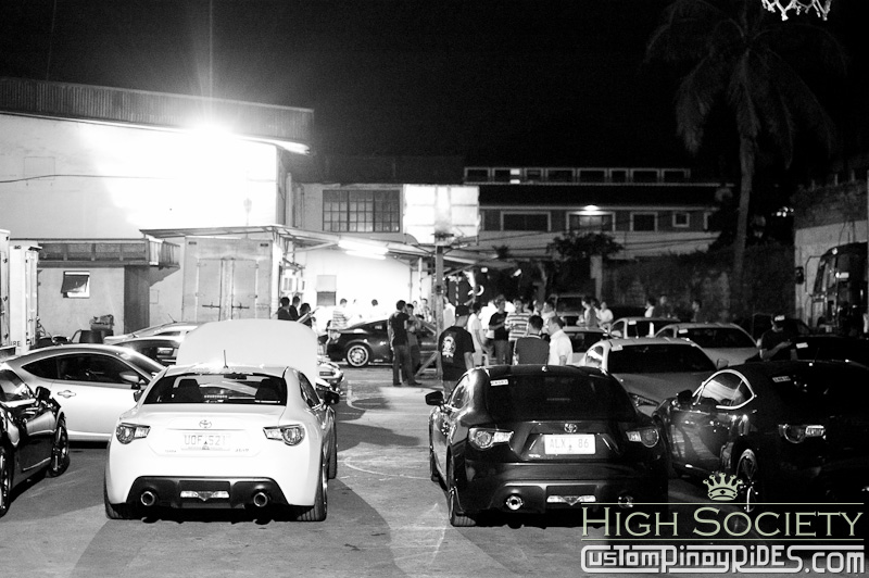 High Society 86 BRZ Meet Custom Pinoy Rides Pic1