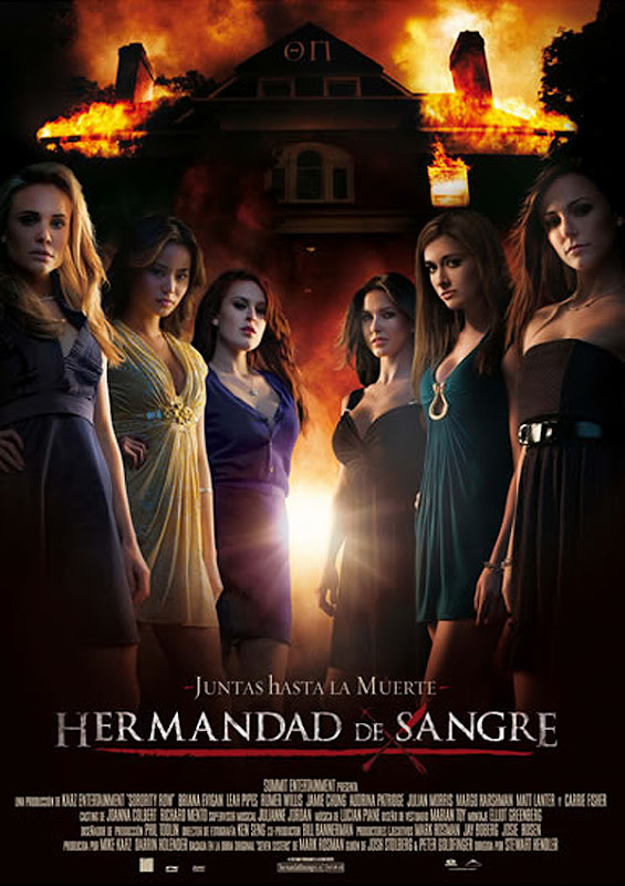 Hermandad de sangre: Sorority Row (Stewart Hendler, 2.009)