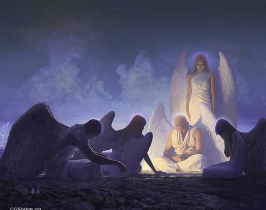 Angel Tears, de Steven Stahlberg