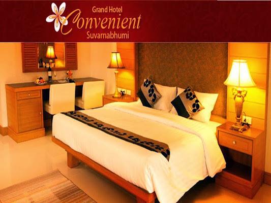 Convenient grand hotel