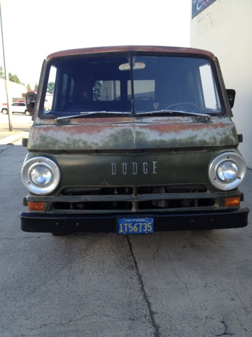 » For Sale: 1969 Dodge Van Sometimes Nothing…