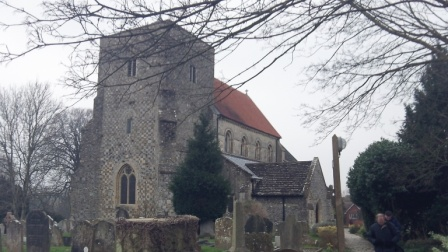 St Andrew & St Cuthman Steyning