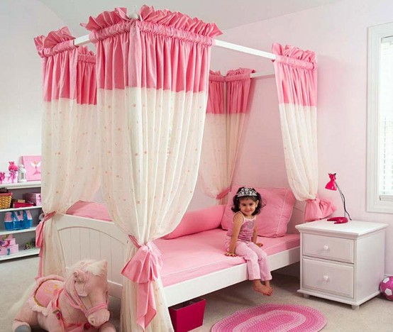 25 Beautiful And Charming Bedroom Design For Teenage Girls: March 2011