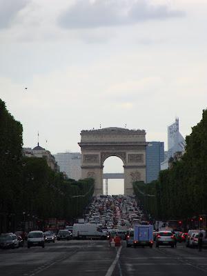 Триумфалната арка,