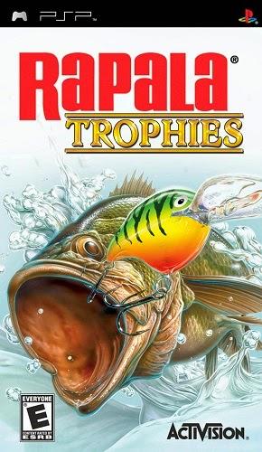 Rapala Trophies PSP