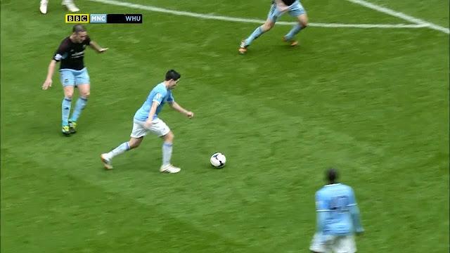 Nasri, Manchester City - Westham
