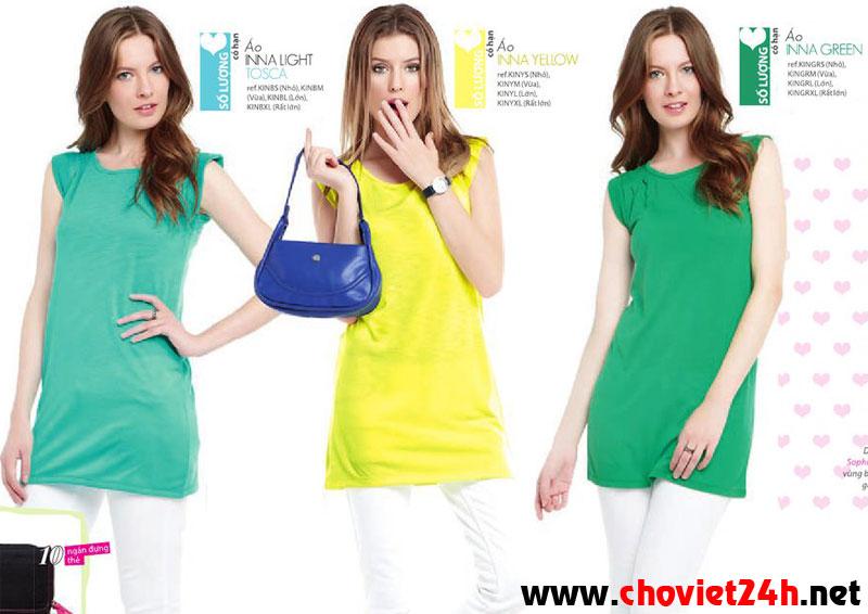 Áo thời trang nữ Sophie Inna